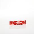 Bausch Articulatiepapier Strips Micro Dun Rood 40µ200st