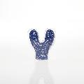 Bausch Articulatiepapier Hoefijzer Micro Dun Blauw 40µ150st
