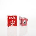 Bausch Arti-Fol Ultra Dun Occlusiefolie 8µ Enkelzijdig Roodp/st