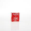 Bausch Arti-Fol Ultra Dun Occlusiefolie 8µ Dubbelzijdig Roodp/st
