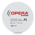 OperaSystem Viva PS High Translucent Preshaded A2 98 25MM  1200MPap/st