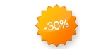 30 procent korting